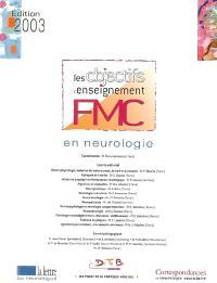 Les objectifs de l'enseignement FMC en neurologie