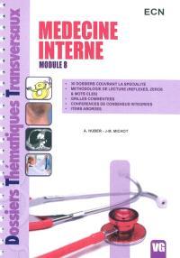 Médecine interne : module 8 : ECN