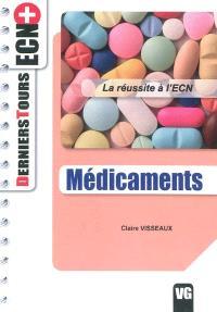 Médicaments : la réussite à l'ECN