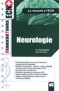 Neurologie : la réussite à l'ECN