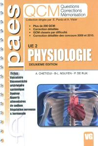 Physiologie UE 2