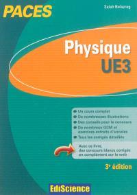 Physique-UE3 : PACES