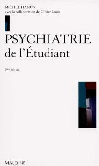 Psychiatrie de l'étudiant