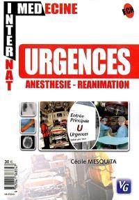 Urgences : anesthésie-réanimation