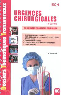Urgences chirurgicales : ECN