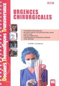 Urgences chirurgicales : ECN