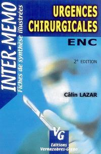 Urgences chirurgicales : ENC