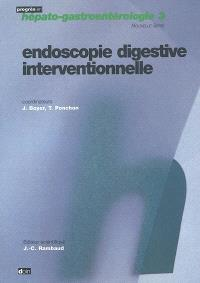 Endoscopie digestive interventionnelle