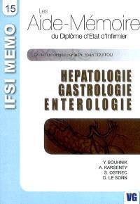 Hépatologie, gastrologie, entérologie