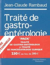 Traité de gastroentérologie. Traité de pancréatologie clinique