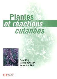 Plantes et réactions cutanées