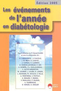 Les évènements de l'année en diabétologie