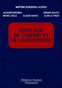Sénologie de l'enfant et de l'adolescente