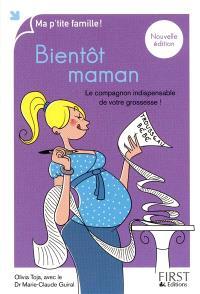 Bientôt maman : le compagnon indispensable de votre grossesse