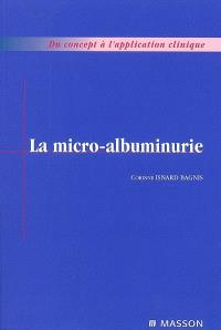 La micro-albuminurie