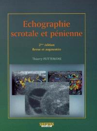 Echographie scrotale et pénienne
