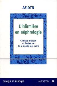 L'infirmier(e) en néphrologie