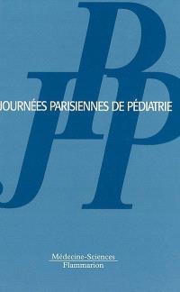 Journées parisiennes de pédiatrie 2002 : 12 et 13 octobre