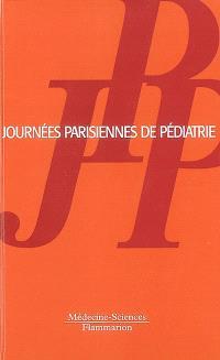 Journées parisiennes de pédiatrie 2003 : 11 et 12 octobre