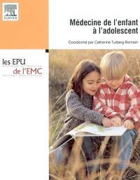 Médecine, de l'enfant à l'adolescent