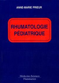 Rhumatologie pédiatrique