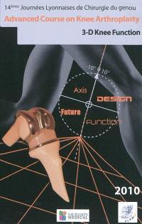 Advanced course on knee arthroplasty