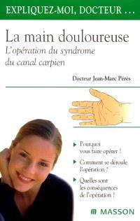 La main douloureuse : l'opération du syndrome du canal carpien