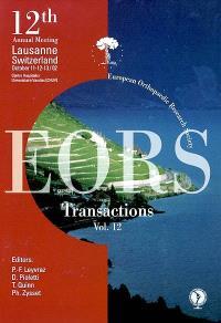 EORS transactions