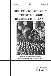 Bulletin d'histoire et d'épistémologie des sciences de la vie. n° 21-2, Le médicament : quelles ouvertures vers l'histoire et l'épistémologie ?
