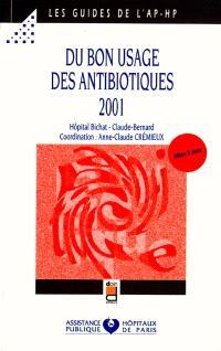 Du bon usage des antibiotiques, 2001