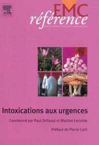 Intoxications aux urgences