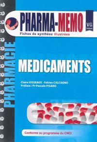 Médicaments : conforme au programme du CNCI