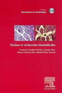 Toxines et recherches biomédicales