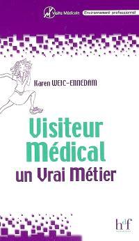Visiteur médical : un vrai métier