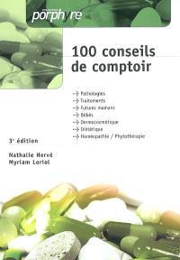 100 conseils de comptoir
