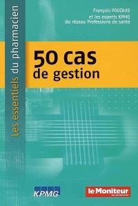 50 cas de gestion