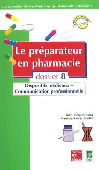 Dispositifs médicaux, communication professionnelle