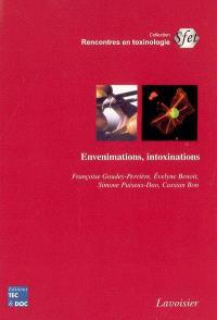 Envenimations, intoxinations