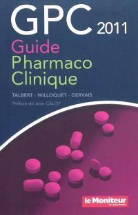 Guide pharmaco-clinique