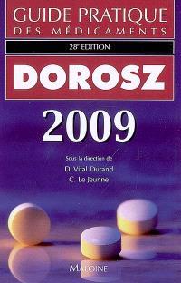 Guide pratique des médicaments : 2009