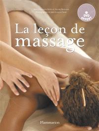 La leçon de massage