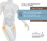 Rhumatologie et acupuncture : cahiers cliniques