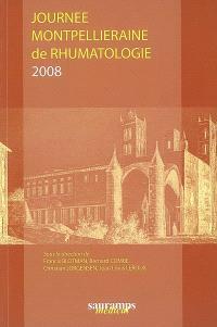 Journée montpelliéraine de rhumatologie 2008