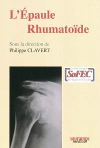 L'épaule rhumatoïde