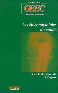 Les épicondylalgies du coude
