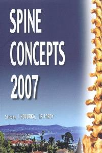 Spine concepts 2007 : currents concepts 2007