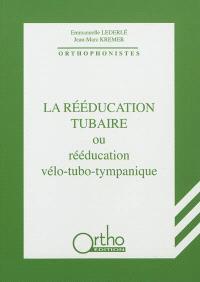 La rééducation tubaire ou rééducation vélo-tubo-tympanique
