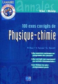 100 exos corrigés de physique-chimie