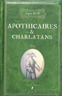 Apothicaires et charlatans