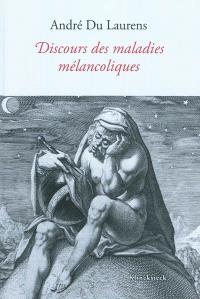 Discours des maladies mélancoliques : 1594